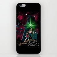 Time Wars iPhone & iPod Skin