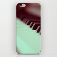 Piano Part 2 iPhone & iPod Skin