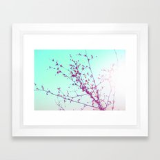 Lovely Days  Framed Art Print