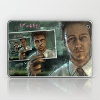 With Insomnia, Nothing's… Laptop & iPad Skin