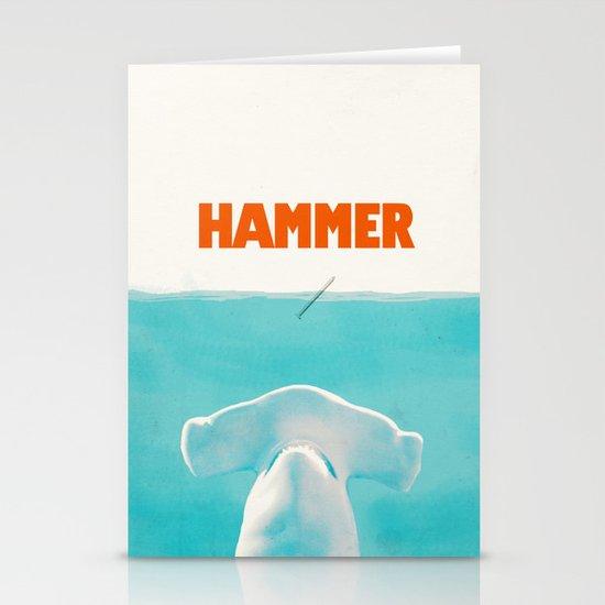Hammer Stationery Card
