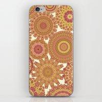 Millefiori Karma-Canyon colorway iPhone & iPod Skin