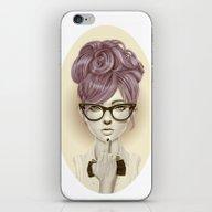 iPhone & iPod Skin featuring Fu*k U by Giulio Rossi