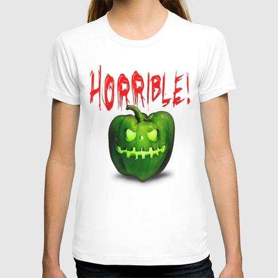 Halloween Pepper T-shirt