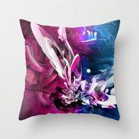 N-Vibe Throw Pillow