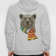 Winter Bear Hoody