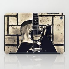 Be Your Song and Rock On in Black iPad Case