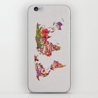 It's Your World iPhone & iPod Skin