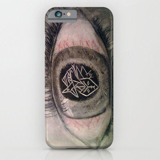 Migraine... iPhone & iPod Case