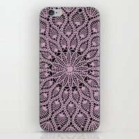 Delicate Pink iPhone & iPod Skin