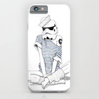 iPhone & iPod Case featuring Sailortrooper by Cisternas