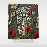 Idiopathic Idiot-Color Shower Curtain