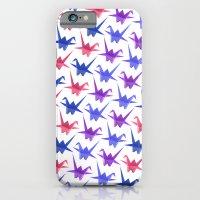 Origami Birds iPhone 6 Slim Case