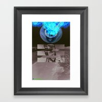 Peruna Framed Art Print