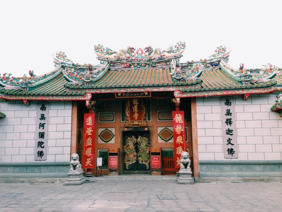 Holy Dragon Temple Art Print