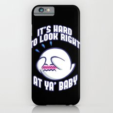 Mario: It's hard to look right at ya baby! iPhone 6s Slim Case