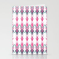 Pink Dart Stationery Cards