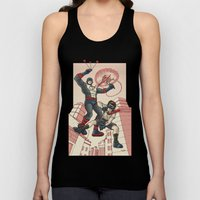 Bola and Kid Sling Unisex Tank Top