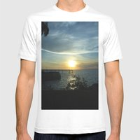 I got sunshine... on a cloudy day Mens Fitted Tee White SMALL