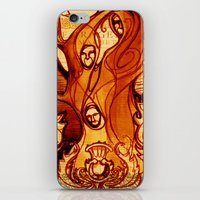 Macbeth Witches - Shakes… iPhone & iPod Skin