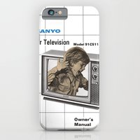 iPhone & iPod Case featuring Son of Sanyo by Morgan Jesse Lappin