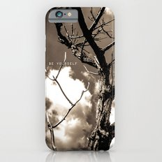 BE YOURSELF Slim Case iPhone 6s