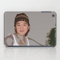 China Girl iPad Case
