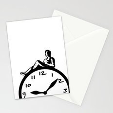 Overtime Stationery Cards