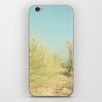 Path to Paradise iPhone & iPod Skin