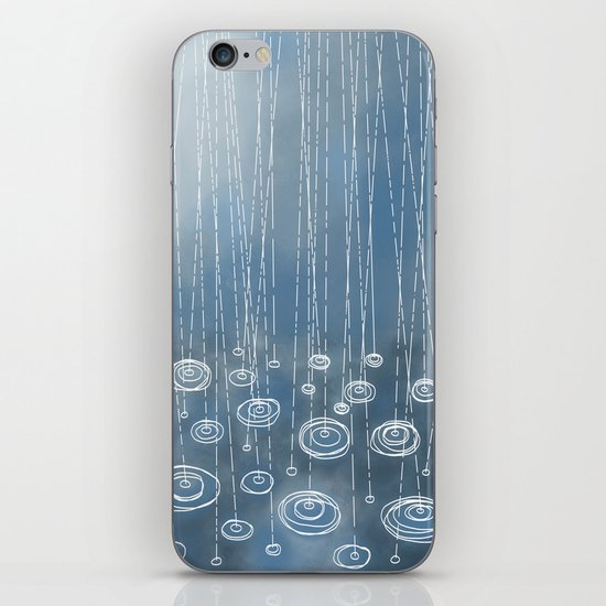 Another Rainy Day iPhone & iPod Skin