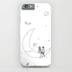 The Moon Knows iPhone 6 Slim Case