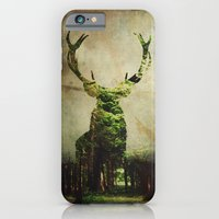 iPhone & iPod Case featuring Ocolu Silvic by Esco