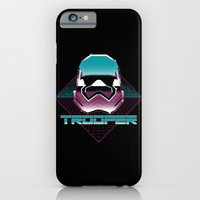 iPhone & iPod Case featuring TROOPER by MEKAZOO