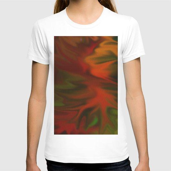 Flaming Red T-shirt