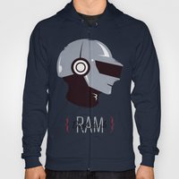 Daft Punk - RAM (Thomas) Hoody