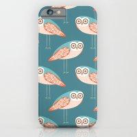 Long Legged Owl iPhone 6 Slim Case