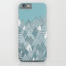 Winterly Forest Slim Case iPhone 6s