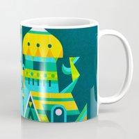 Structura 7 Mug