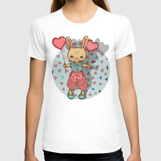 SomeBunny Loves You T-shirt
