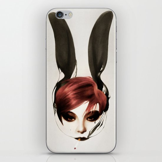 Rosie iPhone & iPod Skin