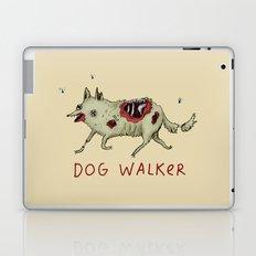 Dog Walker Laptop & iPad Skin