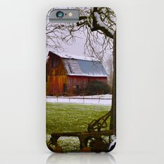 Remnants of a Simpler Time - The Barn iPhone 6s Slim Case