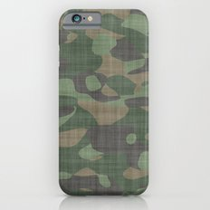 Camouflage Nature iPhone 6s Slim Case