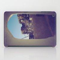 Santorini Walkway IV iPad Case