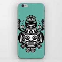 Râ Tatoo iPhone & iPod Skin