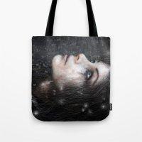 In The Dark Of Winter Tote Bag