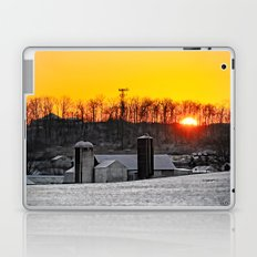 Mid-Winter Sunrise Laptop & iPad Skin