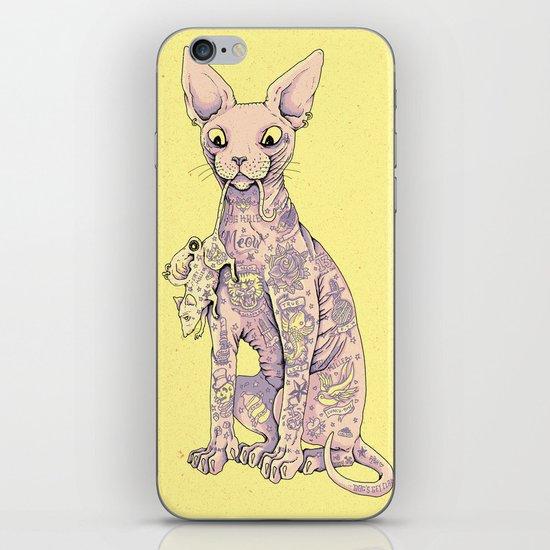Cattoo iPhone & iPod Skin