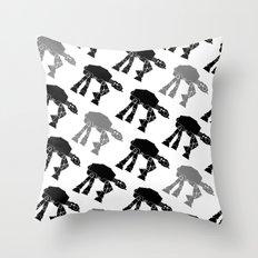 Star Wars AT-AT  Throw Pillow