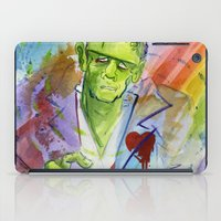 Friend Frankenstein iPad Case